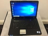 Dell HD 4GB Ram Fast Laptop 250GB,Window10,Microsoft office,Ready to use
