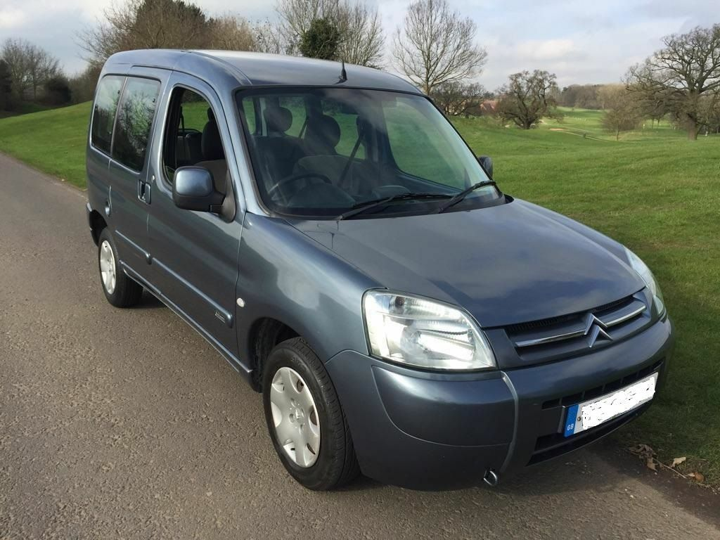 2008 citroen berlingo multispace 1 6 hdi in south shields tyne and wear gumtree. Black Bedroom Furniture Sets. Home Design Ideas