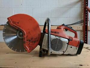 HOC - STIHL TS400 CONCRETE CUT OFF QUICK CUT SAW + BRAND NEW DIAMOND BLADE + 30 DAY WARRANTY + FREE SHIPPING !!!!!!!!