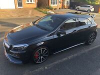 MERCEDES BENZ A CLASS A45 AMG 2.0 7G-DCT 4MATIC PADDLE SHIFT STAGE 1 400BHP