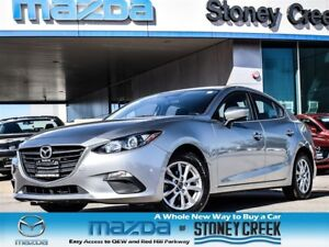 2015 Mazda MAZDA3 GS Auto Heated NEW RR/Brakes Alloy B/UP CAM  B