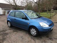 For sale ////// 2003 (petrol) Ford Fiesta 1,3
