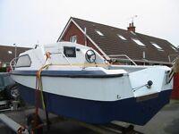 Shetland 536 Fishing Boat/Cruiser
