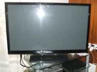 TV - Samsung 43 inch Complete with Stand
