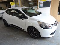 2013 RENAULT CLIO 1.5 DCI ENERGY DYNAMIQUE, SAT NAV,FREE ROAD TAX,VERY CHEAP TO RUN, DRIVES LIKE NEW
