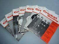 Playfair Cricket Magazines