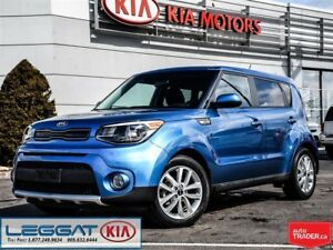 2018 Kia Soul EX - Amazing Deal! Heated Steering Wheel + Seats