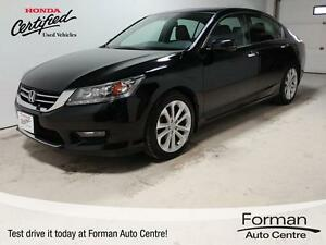 2014 Honda Accord Touring V6 - Loaded | Navi | Heated Leather