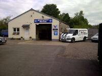FULLY QUALIFIED MOTOR MECHANIC - KINROSS