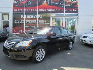 2014 Nissan Sentra SV ONE OWNER/LOW MILEAGE/NEVER ACCIDENTED