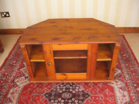 YEW CABINET IN EXCELLENT CONDITION (WOULD ALSO LOOK THE PART PAINTED FRENCH CHIC)