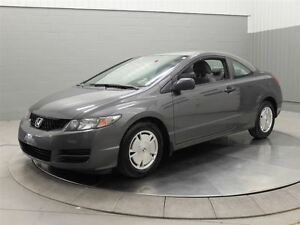 2010 Honda Civic COUPE A/C MAGS
