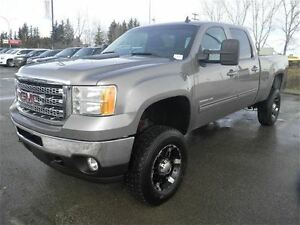 2013 GMC SIERRA 2500HD SLT Diesel Leather