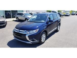 2016 Mitsubishi Outlander ES AWD MAGS+SIEGES CHAUFFANTS+CRUISE