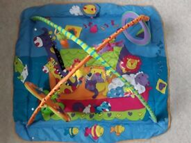 Tiny Love Gymini Kick and Play baby play mat in original case