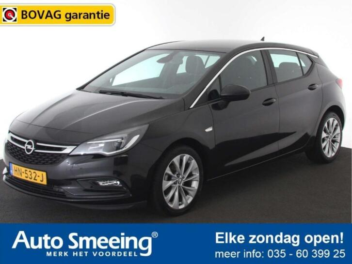 Opel Astra 1.0 Turbo Edition Navigatie 17''