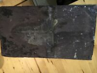 Reclaimed slates size 18 x10 approx 1600