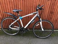 Carerra Crossfire 3 Men's Hybrid Bike