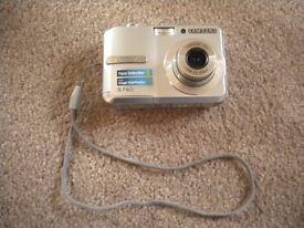 Samsung S760 Pocket digital camera in silver