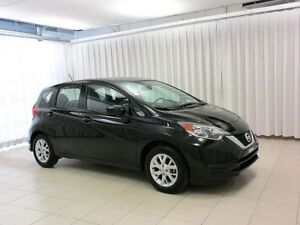 2017 Nissan Versa 1.6SV NOTE 5DR HATCH W/ POWER OPTIONS, A/C, HE