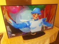 Samsung 40 Inch 4K HDR Pro Smart LED TV with Freeview HD / Freesat HD (Model UE40KU6400)!!!