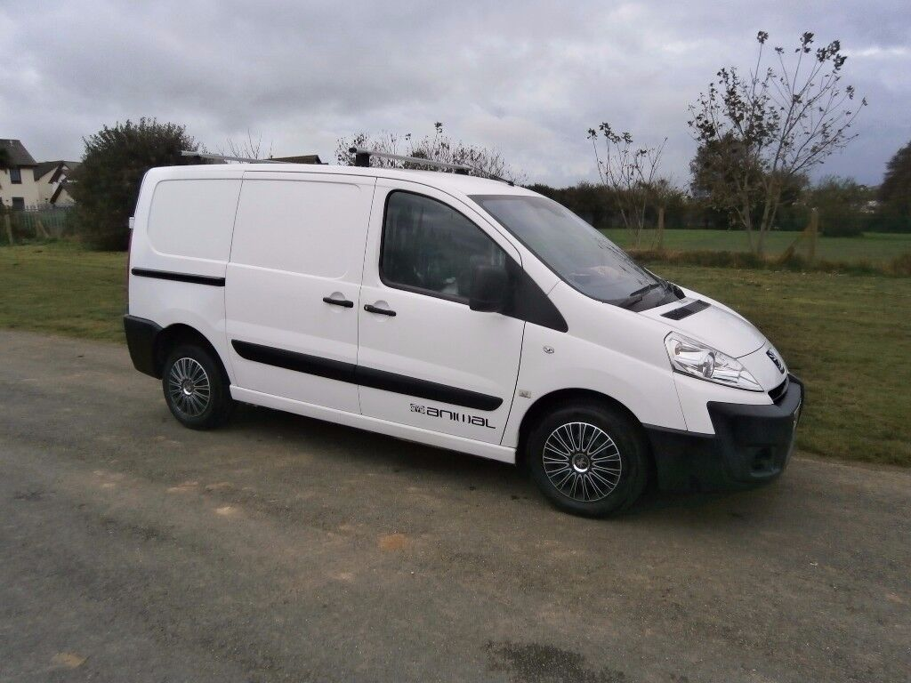 Peugeot Expert Van, Van, SWB, like Citroen Dispatch, Fiat Scudo, 12Months MOT, No VAT