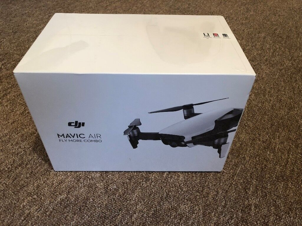9036c12b7d2 DJI Mavic Air Fly More Combo Arctic White | in Leicester ...