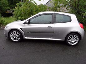 2007 # RENAULT CLIO 197 SPORT# MOT 02/04/2018 2 PREVIOUS OWNERS IMMACULATE CONDITION INSIDE AND OUT