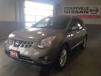 2012 Nissan Rogue SV Nissan CPO interest Rates From0.9%Sunroof,