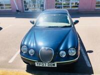 Automatic Jaguar S Type 2.7 V6 XS Diesel ...November MOT..FSH..Full Leather Seats..92k miles £2995