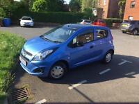Chevrolet Spark £30 Road Tax