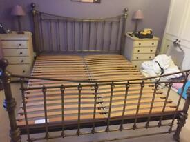 Furniture Village Super king bed frame