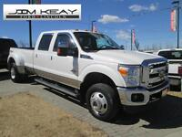 2011 Ford F-350 LARIAT CREW DUALLY DIESEL
