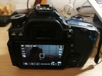 (Manchester only!!!) Canon 70D body plus sigma DC 18-35mm 1.8 lens