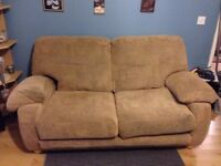 Comfy 2 Seat Sofa for Sale.