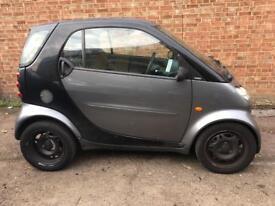 Smart Car Fortwo 450 - 698cc Breaking or Repairs