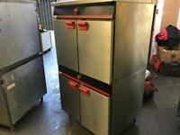 Double gas oven commercial catering equipment bakery oven gas oven restaurant bakery