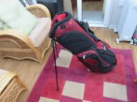 Top flite golf carry stand bag.