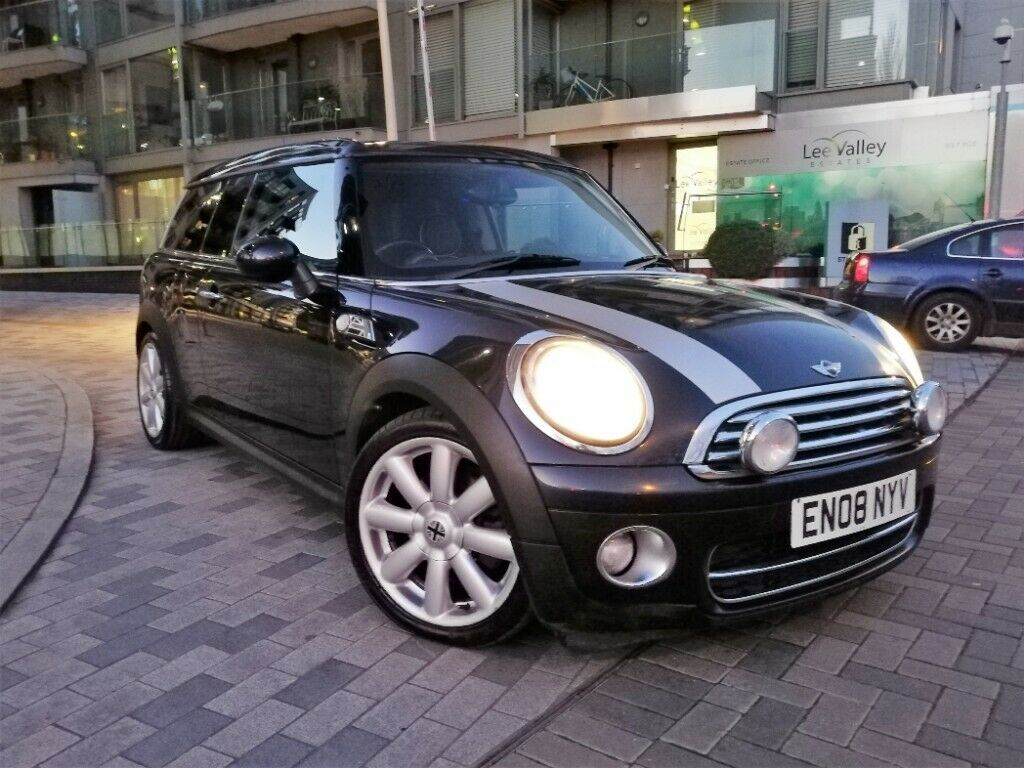Mini Clubman 16 Td Automatic Full Leather Lots Of Extras And