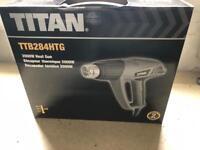 Brand new Titan heat gun