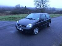 Renault Clio 1.2 petrol ⛽️ ( 12 month mot)