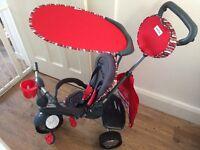Smart Trike Dazzle Red