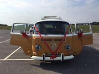 1971 VW T2 Bay Campervan with Pop Top