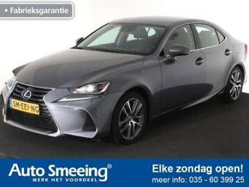 Lexus IS 300h Business Line Leder Navigatie