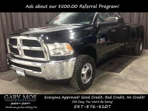2013 Ram 3500 ST Dually Long Box Crew Cab 4x4, Tow Package