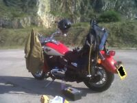 Kawasaki VN800 B1 classic for sale, M ot'ed, tax, very low mileage, plus extra's