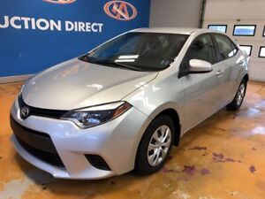 2015 Toyota Corolla CE AUTO/ POWER GROUP/ AIR/ BLUETOOTH!