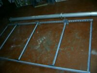 FIAT SCUDO DISPATCH ROOF RACK AND PIPE CARRIER 98-2007