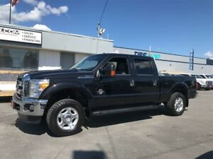 2012 Ford F-250 XLT 6.7L Diesel 4X4 Fully Loaded Only 133,000Km