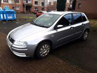 Fiat Stilo 1.4 04 plate
